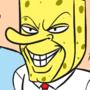 Spongebob and the boys