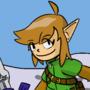 Link (but I redesigned him)