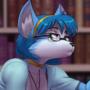 Librarian Krystal