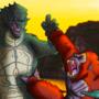 Godzilla vs Kong adjusted colors