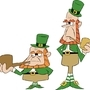 Leprechauns by MarkAguilar20