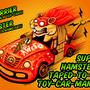 Super Hamster-Man thing