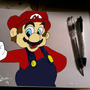 Mario Colored by Drebosio