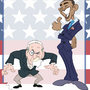 Obama & Biden by kevinbolk