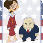McCain & Palin by kevinbolk