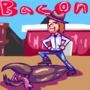 The Bacon by TheMastermario22