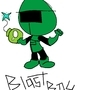 Blast Boy (Commander Green) by Power-Boot