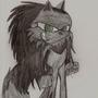 Shadow Fox by TruckinSilentWolf