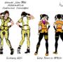 Shuai Jiao Concepts for Leifang and Xiaoyu