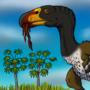 Titanis the Terror Bird
