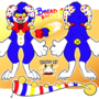Bread Barnum Reference Sheet
