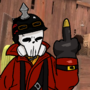 When you finally airblast that trolldier prick off of the cliff.