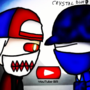 Madness Combat Crystal Blue VS BiscoitoSensei
