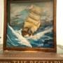 Schooner on High Seas