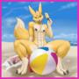 Otto's beachball