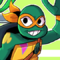 I'm Working on Rise of the TMNT!