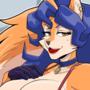 Carmilita Fox, Patreon Pinup