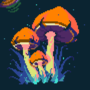 another mushroom study