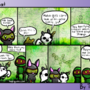 Comic Cat: The Old World