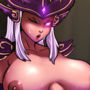 League of legends Syndra redone