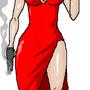 Mrs. Red by destructin