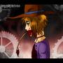 Hellish Clockwork by Walkingpalmtree