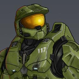 Halo Infinite Master Chief Mjolnir Gen3 By Halochief89 On