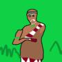 gayger bread man