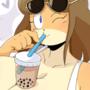June bubble Tea