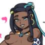 Nessa from Pokémon Shield/Sword