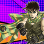 Joseph Joestar - Crack balls in action
