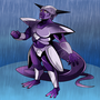 Sorrowful Icejin (COMMISSION)