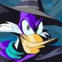 Fan Fiction Fuel Trading Card - Darkwing Duck