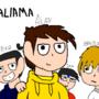 ALIAMA's characters