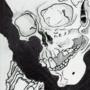 Gashadokuro - Hungry Skeleton