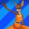 Freya, the Wandering Monk