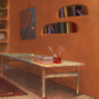 Location design: mars colony living room