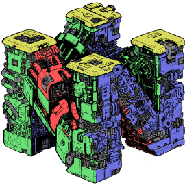 3D Mechanical N