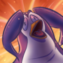 Dramatic Penguin