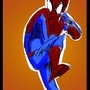 spider man is afraid of cheap by peixeaquatico