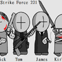 Madness Strike Force by Kamakobra