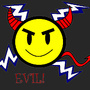 Evil Smiley by jellyd0ts