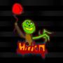 hidden logo by hiddenthecakeisalie