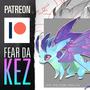 PATREON | Opal the Fearie Dragon | FDK