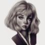 Stylised portrait