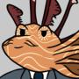 Commission: Lionfish Man
