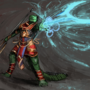 Lizardfolk cleric [patreon]