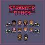 Stranger Things + Pokemon