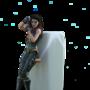 Lara Croft Pillar 02