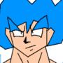 Super Saiyan Blue Gif